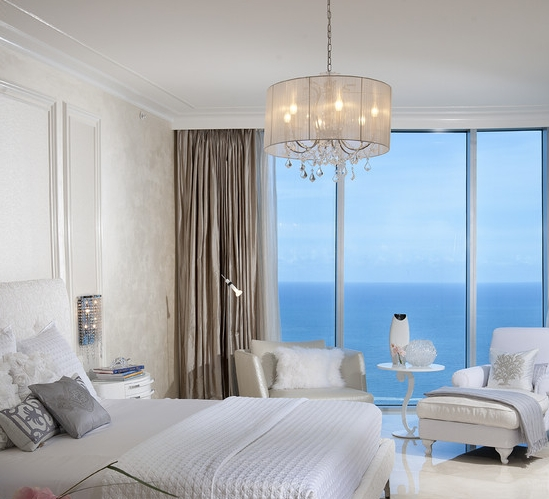 2018 Choosing The Bedroom Chandeliers Add Length And Width Of Room Throughout Bedroom Chandeliers (View 10 of 10)