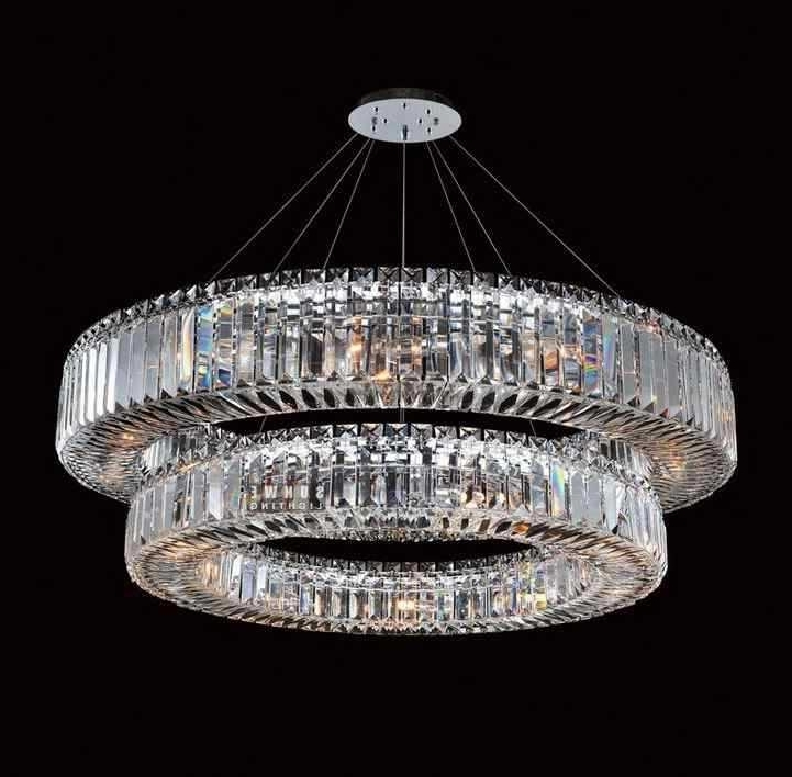 2018 Large Contemporary Chandeliers With Regard To Large Contemporary Chandeliers – Luxurius Large Contemporary (View 6 of 10)