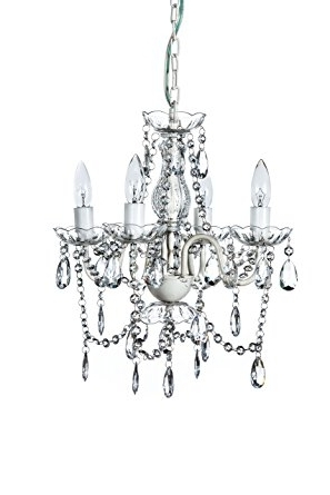 2018 Small Shabby Chic Chandelier Inside The Original Gypsy Color 4 Light Small Shabby Chic Crystal (View 1 of 10)