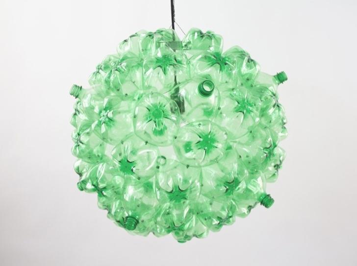 2018 Souda Bubble Chandelier « Inhabitat – Green Design, Innovation Inside Turquoise Bubble Chandeliers (View 5 of 10)