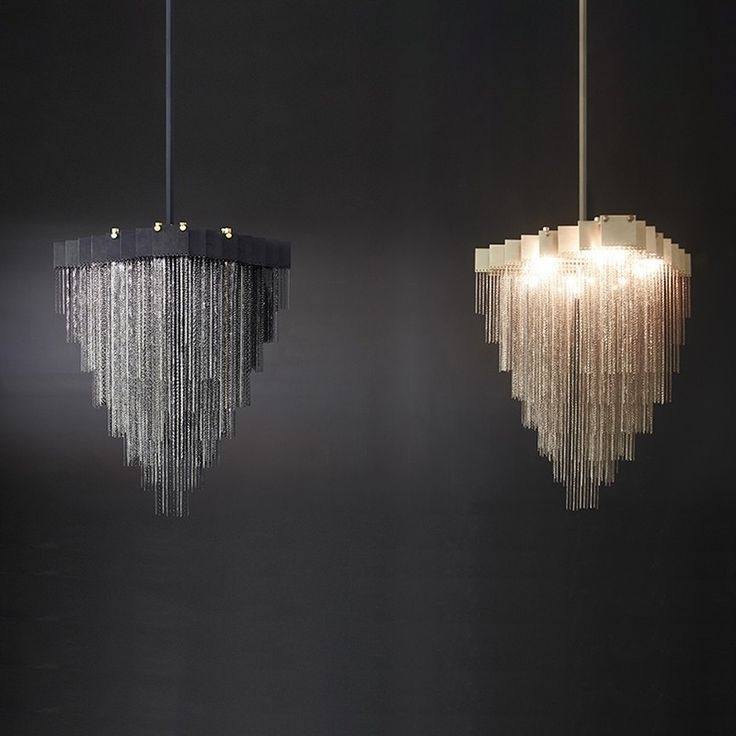 238 Best Modern Chandeliers Images On Pinterest (View 6 of 10)