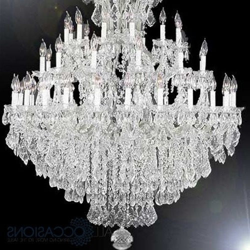 40 Lovely Large Chandeliers – Light And Lighting 2018 With Regard To Favorite Extra Large Chandeliers (View 2 of 10)