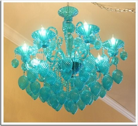Affordable Modern Furniture Throughout Favorite Turquoise Color Chandeliers (View 3 of 10)