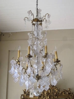 Antique Crystal Iron Chandeliers French Chandelier Antique Antique With Regard To Popular Antique French Chandeliers (View 1 of 10)