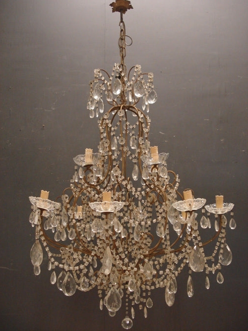 Antiques Atlas – Italian Chandelier Within Recent Italian Chandeliers (View 1 of 10)