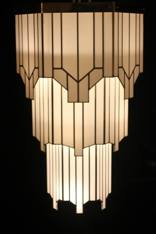 Art Deco Chandelier Within Best And Newest Good Chandeliers 5 Lovable