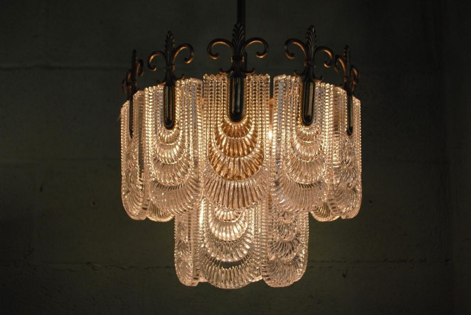 Art Deco Chandeliers With Well Known Chandeliers : Art Deco Chandelier Lovely Art Deco Crystal Chandelier (View 3 of 10)