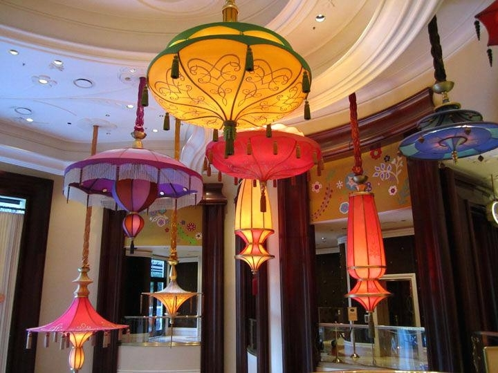 Featured Photo of Asian Chandeliers