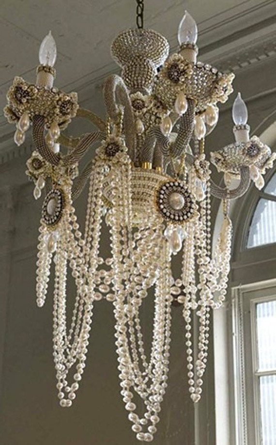 Beautiful Chandelier Designs (68 Modern Examples) Intended For Most Popular Beautiful Chandelier (View 7 of 10)