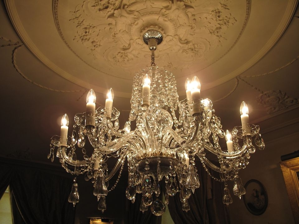 Beautiful Chandeliers Within Latest Antique Chandeliers (View 10 of 10)
