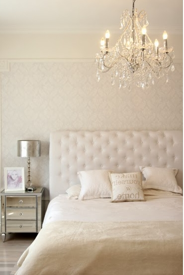 Bedroom Chandeliers Throughout Most Recently Released 10 Most Pretty & Inspirational Bedroom Must Haves (View 9 of 10)
