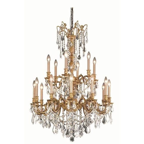 Bellacor For French Gold Chandelier (View 6 of 10)