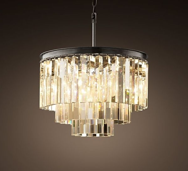 Best 25 Art Deco Chandelier Ideas On Pinterest For Contemporary With Regard To Well Known Large Art Deco Chandelier (View 2 of 10)