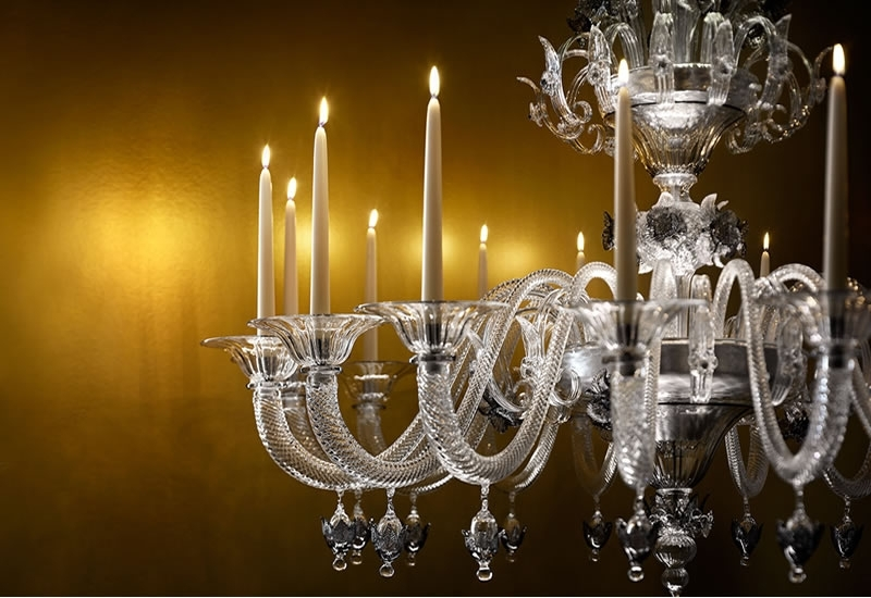 Best And Newest A Murano Glass Chandelier That Has The Best Of Both Worlds – Real Pertaining To Led Candle Chandeliers (View 6 of 10)