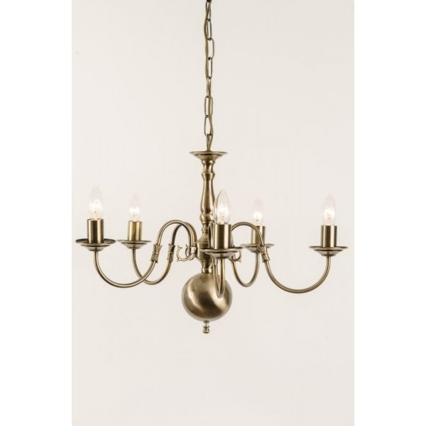 Best And Newest Bruges Chandelier – Cotterell & Co (View 2 of 10)