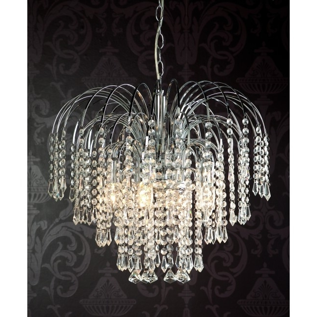 10 best crystal waterfall chandelier aloadofball Gallery