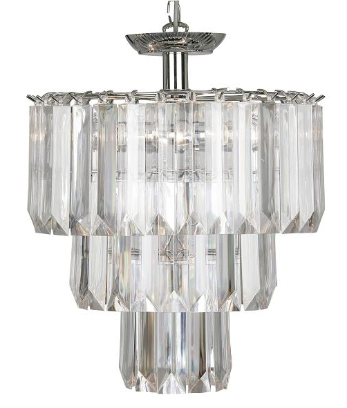 Best And Newest Oaks Acrylic Prism Chandelier (View 5 of 10)