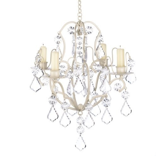 Best And Newest Shabby Chic Chandeliers In Shabby Chic Chandelier: Amazon (View 6 of 10)
