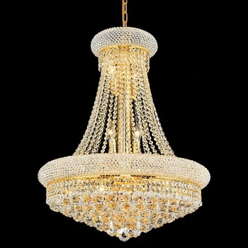 Big Crystal Chandelier With Regard To Current Brilliant Big Crystal Chandelier,empire Chandelier Light – Buy (View 6 of 10)