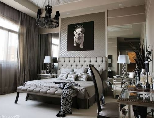 Black Chandelier For Bedroom * Meedee Designs With Regard To Trendy Black Chandelier Bedroom (View 2 of 10)