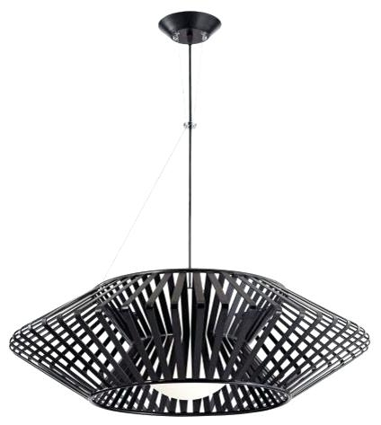 Black Contemporary Chandelier For Newest Black Contemporary Chandeliers Modern Chrome Chandelier Modern Black (View 3 of 10)