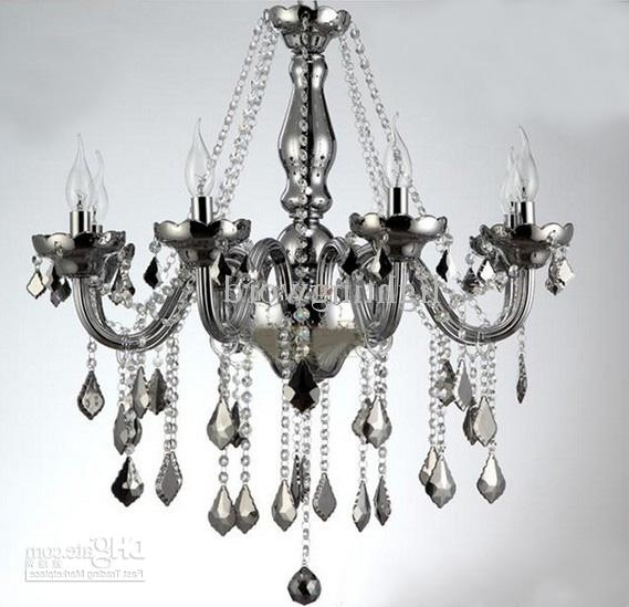 Featured Photo of Grey Chandeliers