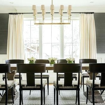 Branched Chandelier With Favorite Branched Chandelier Also Dining Room With And Wainscoting Linear (View 3 of 10)