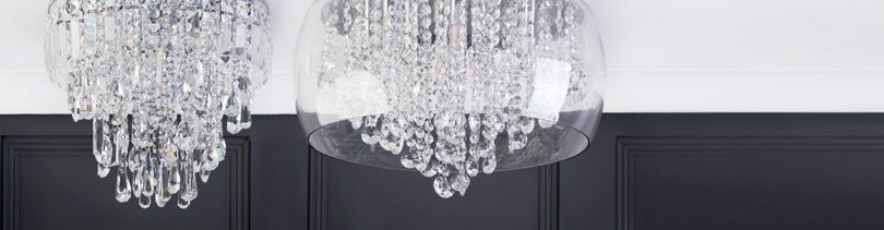 Chandelier Bathroom Ceiling Lights Within Well Known Bathroom Ceiling Lights: Flush, Chandeliers Uk (View 6 of 10)