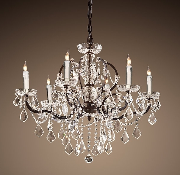 Chandelier (View 5 of 10)