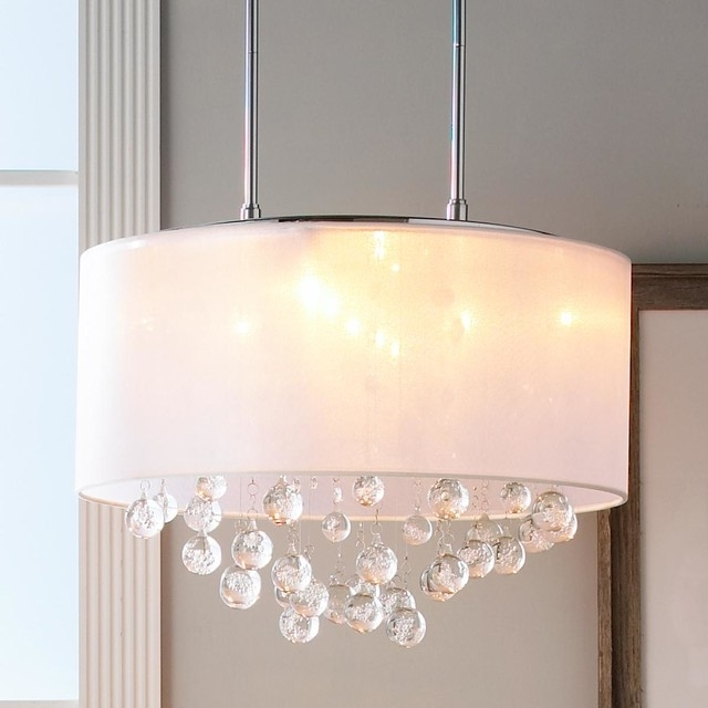 Chandelier Lamp Shades Plus Used Chandeliers Plus Silk Chandelier With Latest Small Chandelier Lamp Shades (View 2 of 10)