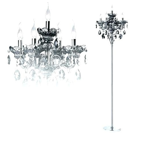 Chandelier Lamp Stand – Freecoloringpages (View 5 of 10)