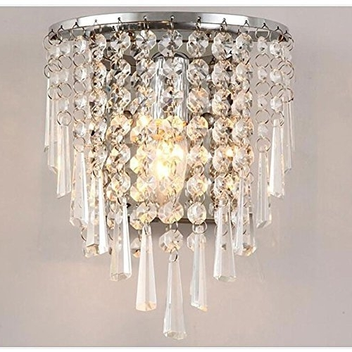Chandelier Wall Lights: Amazon.co (View 4 of 10)