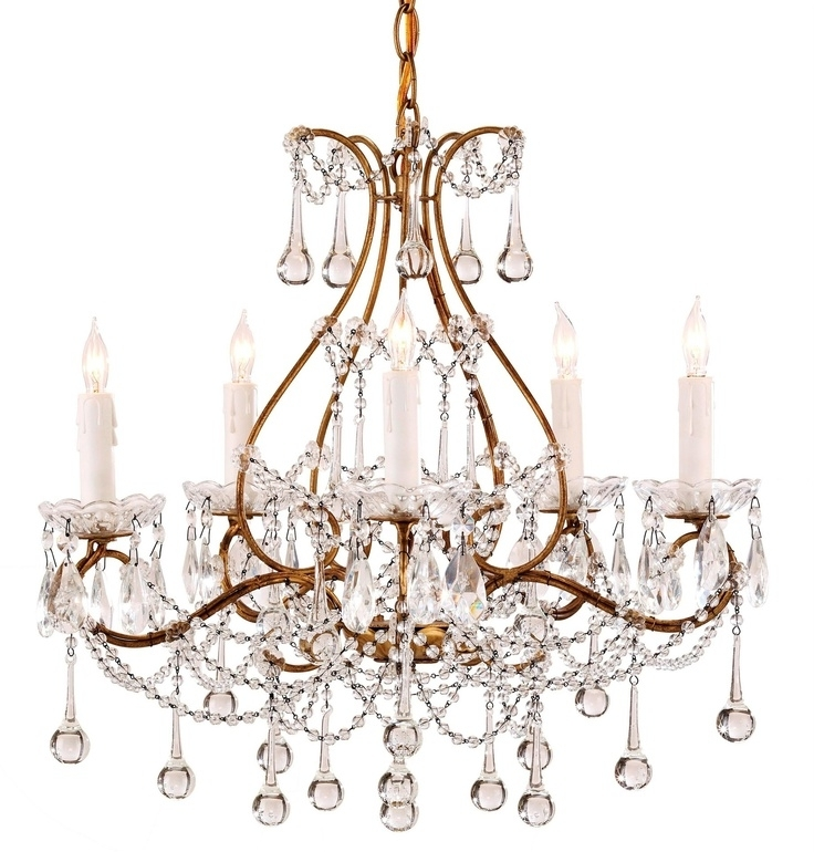 Chandeliers (View 1 of 10)