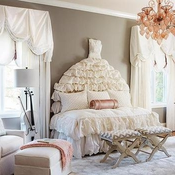 Chandeliers For Girl Nursery Intended For Widely Used Beaded Nursery Chandelier Design Ideas (View 2 of 10)