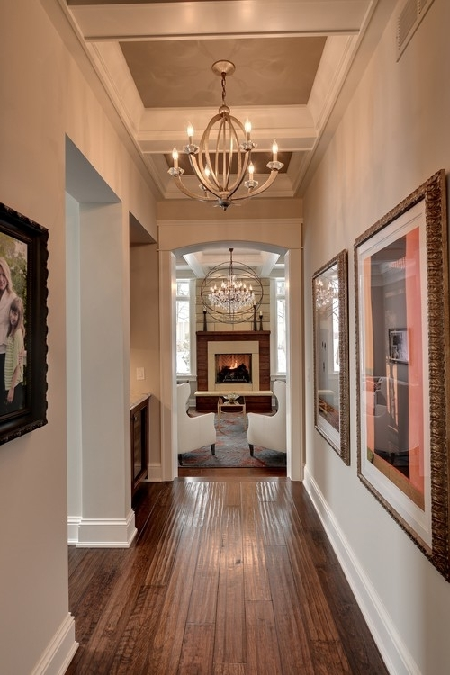 Chandeliers For Hallways Throughout Well Liked Chandelier For Hallway – Chandelier Designs (View 2 of 10)