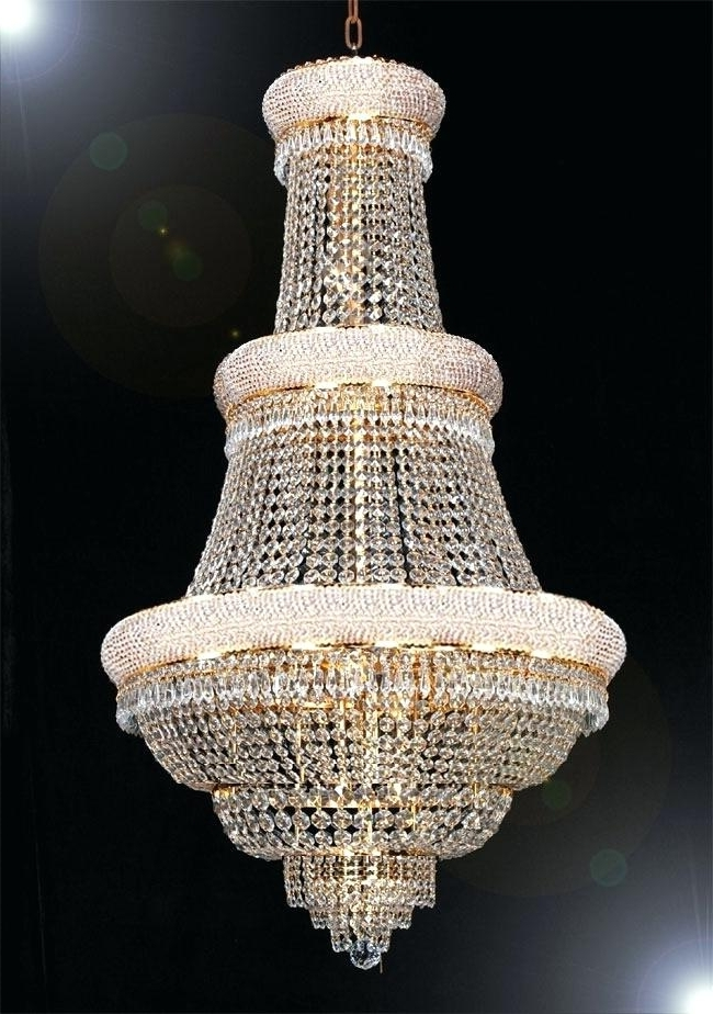 Cheap Big Chandeliers Intended For Most Up To Date Large Chandeliers For Sale Large Chandeliers For Sale Creative Of (View 7 of 10)