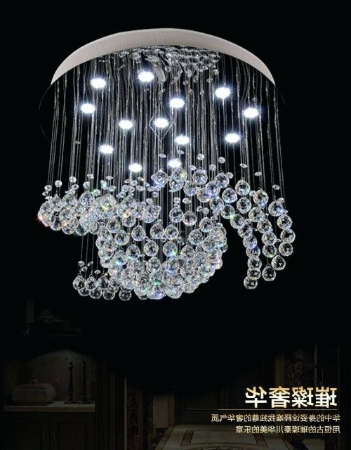 Cheap Big Chandeliers Within Most Current Large Crystal Chandeliers For Sale Large Crystal Chandelier Large (View 6 of 10)