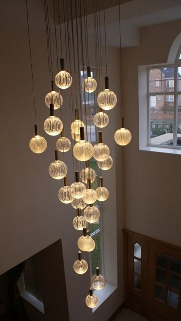 Contemporary Chandelier For Current Remarkable Large Contemporary Chandeliers On Interior Home Designing (View 6 of 10)