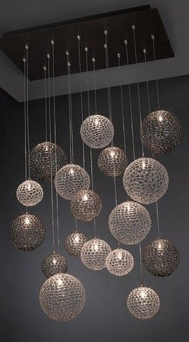Contemporary Chandeliers Best 25 Chandeliers Ideas On Pinterest Inside Fashionable Contemporary Chandeliers (View 2 of 10)