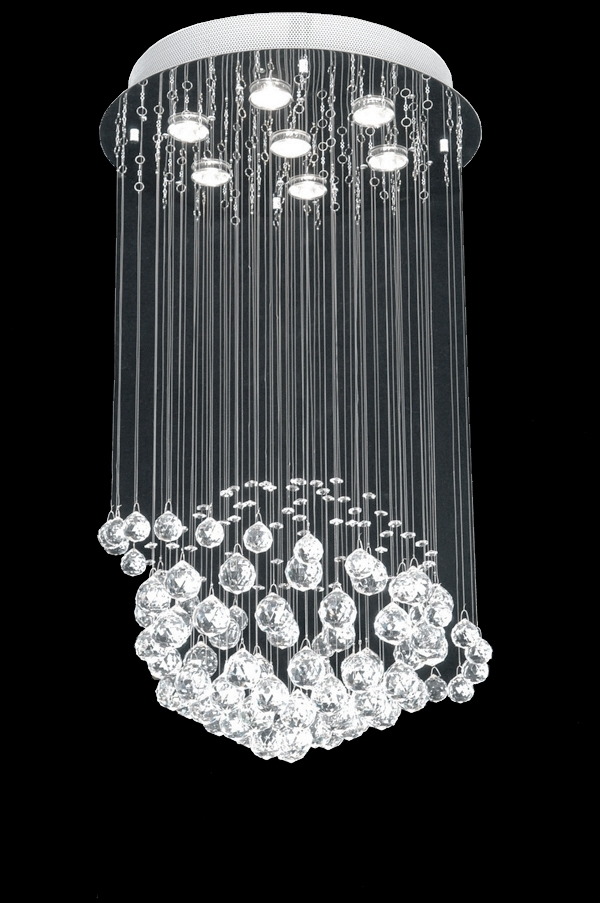 Contemporary Modern Chandeliers For Latest Chandelier (View 1 of 10)