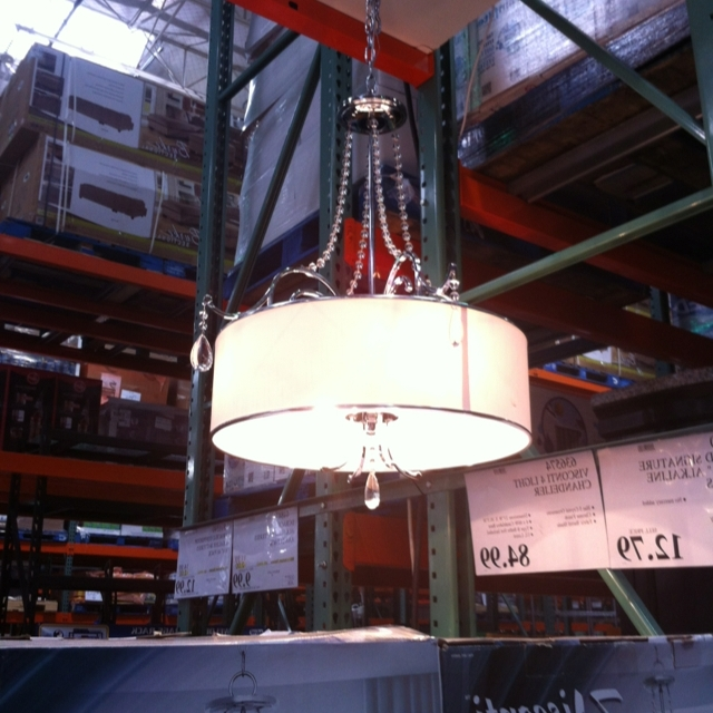 Costco Chandelier (Gallery 7 of 10)