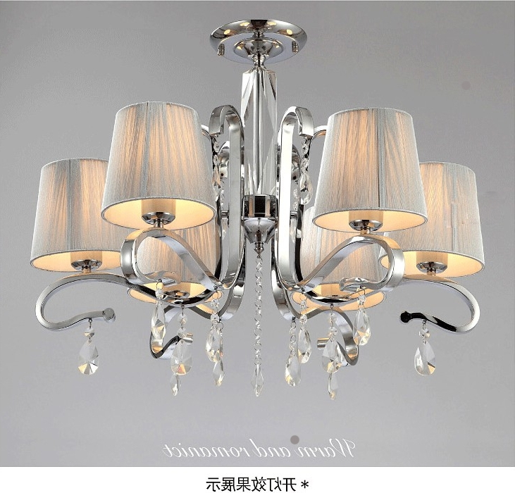 Creative Of Ceiling Lights And Chandeliers Tapesii Oversized Lamp With Regard To Well Known Lampshades For Chandeliers (View 10 of 10)