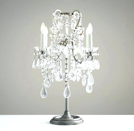 Crystal Table Chandeliers In Well Liked Chandelier Table Lamps Antique Cut Crystal Table Lamps Love Base Com (View 2 of 10)