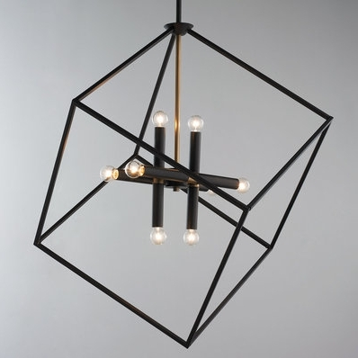 Current Amazing Modern Chandeliers Within Contemporary Shades Of Light Within Black Contemporary Chandelier (View 5 of 10)
