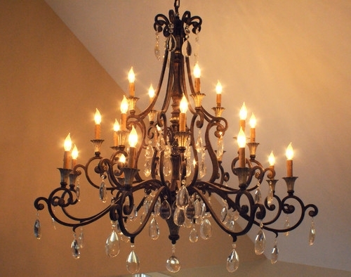 Current Beautiful Chandelier Pertaining To Beautiful Chandelier (View 5 of 10)