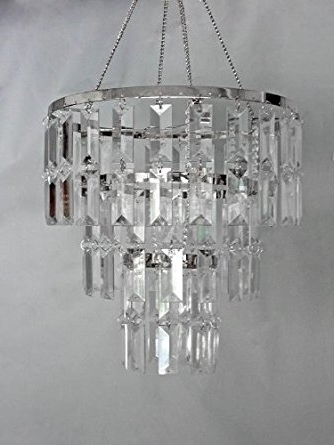 Featured Photo of Cheap Faux Crystal Chandeliers