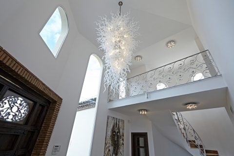 Current Lighting ~ Chandeliers Design : Awesome Extra Large Modern Throughout Large Modern Chandeliers (View 3 of 10)