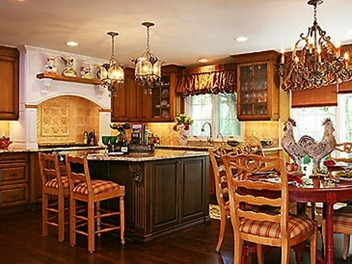 Current Small Rustic Kitchen Chandeliers Inside Kitchen Round Iron Chandelier Rustic Lighting Modern With Regard To (View 3 of 10)