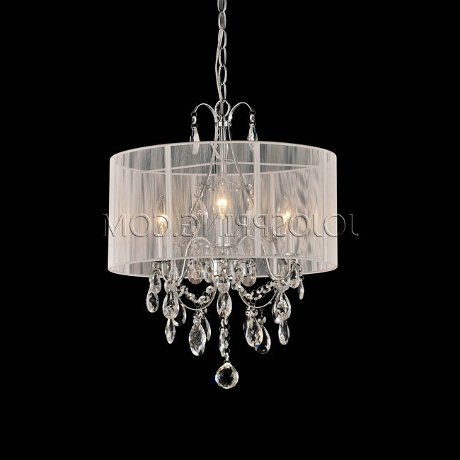 Current White And Crystal Chandeliers With Regard To Best White Chandelier For Bedroom 17 Ideas About Awesome House (View 2 of 10)