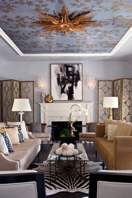 Dramatic Lighting For Low Ceilings With Most Recent Chandeliers For Low Ceilings (View 6 of 10)